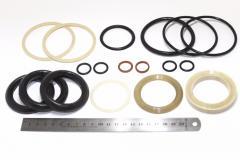 Ремкомплект гидроцилиндра поворота (шток d-45) р/ткань арт.  6041