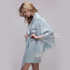 Dressing gown satin Vnochi