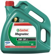 Castrol synthetic engine oil