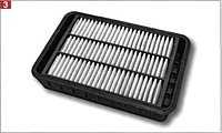 Air filters in Zhytomyr, the air filter for