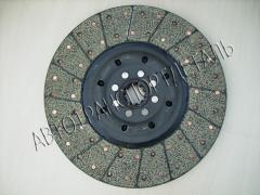 Clutch plate KAMAZ, KAMAZ of Euro 14, 142-1601130