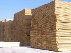 Timber for export. Doborny board. We offer