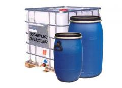 Barrels for water, Capacities for water