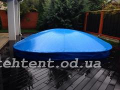 Coverings for ponds