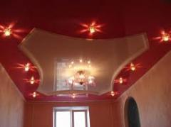 Opaque in Ukraine to buy stretch ceilings the
