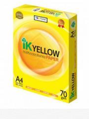 Бумага (Paper) IK Yellow A4