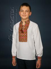 Вышиванка для мальчика ЧСВ 15-1-Д