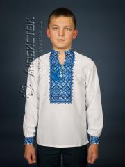 Вышиванка для мальчика ЧСВ 15-2-Д