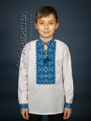 Вышиванка для мальчика ЧСВ 15-3-Д