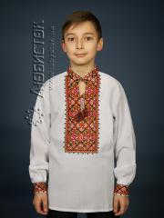 Вышиванка для мальчика ЧСВ 15-4-Д