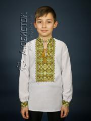 Вышиванка для мальчика ЧСВ 15-7-Д