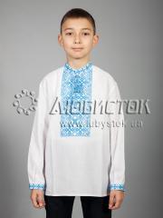 Вышиванка для мальчика ЧСВ 1-5-Д