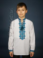 Вышиванка для мальчика ЧСВ 16-2-Д