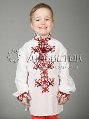 Вышиванка для мальчика ЧСВ 28-3-Д