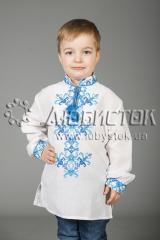Вышиванка для мальчика ЧСВ 28-4-Д