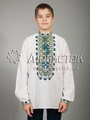 Вышиванка для мальчика ЧСВ 40-5-Д