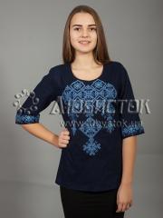 Вышитая блузка ЖБВ 10-1