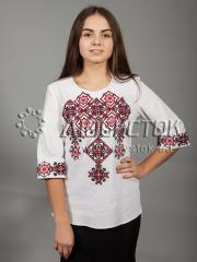 Вышитая блузка ЖБВ 10-3