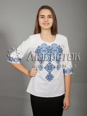 Вышитая блузка ЖБВ 10-4