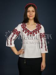 Вышитая блузка ЖБВ 12-1