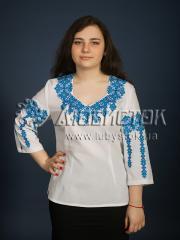 Вышитая блузка ЖБВ 12-4