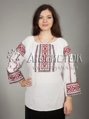 Вышитая блузка ЖБВ 16-1