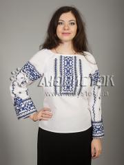 Вышитая блузка ЖБВ 16-2