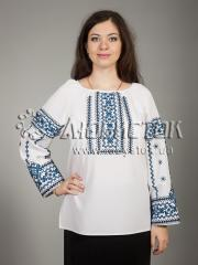 Вышитая блузка ЖБВ 16-4