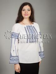 Вышитая блузка ЖБВ 16-5