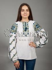 Вышитая блузка ЖБВ 18-4
