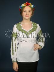 Вышитая блузка ЖБВ 2-2