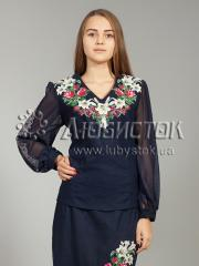Вышитая блузка ЖБВ 22-1