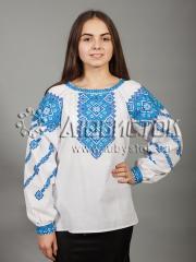 Вышитая блузка ЖБВ 23-2