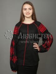 Вышитая блузка ЖБВ 24-13