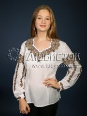 Вышитая блузка ЖБВ 2-6