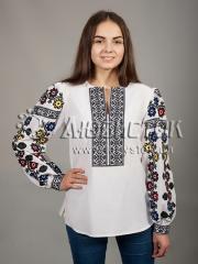 Вышитая блузка ЖБВ 26-1
