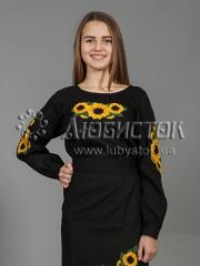 Вышитая блузка ЖБВ 27-1