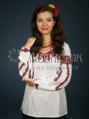 Вышитая блузка ЖБВ 3-1