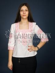 Вышитая блузка ЖБВ 4-5