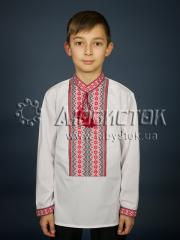 Вышитая сорочка для мальчиков ЧС 1-59Д