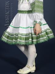Вышитая юбка С 1-15
