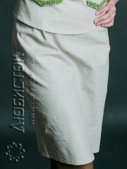 Вышитая юбка С 14-31