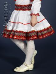 Вышитая юбка С 1-44