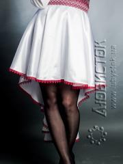 Вышитая юбка С 16-16