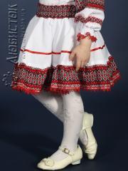 Вышитая юбка С 1-63