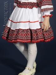 Вышитая юбка С 1-64
