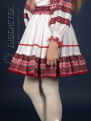 Вышитая юбка С 1-78