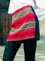Вышитая юбка С 18-43