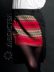 Вышитая юбка С 20-43