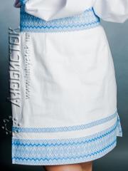 Вышитая юбка С 4-55